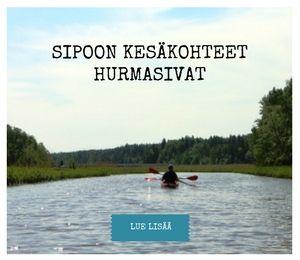 Kuukauden kohde: Upea Sipoo vei jalat alta! | KivaaTekemistä.fi