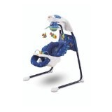 Fisher-Price Ocean Wonders Aquarium Cradle Swing (Baby Product)By Fisher-Price