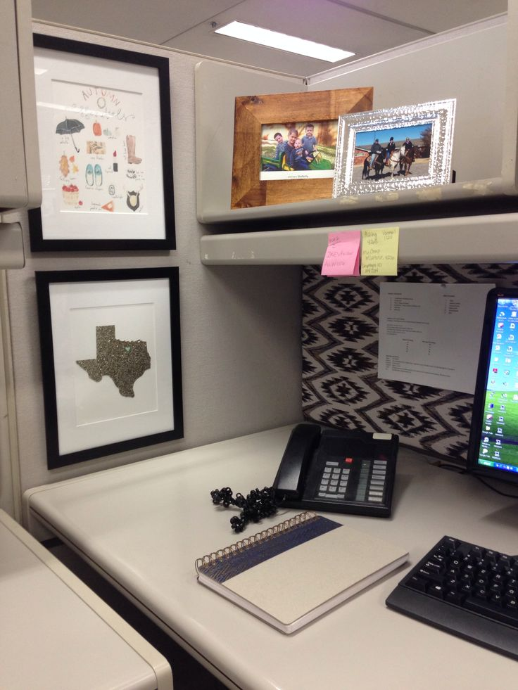 cubicle decor desk accessories for the home pinterest