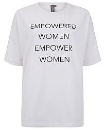 Sweaty Betty - Empower Short Sleeve Tee - white