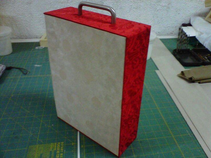 Caja para álbum fotográfico