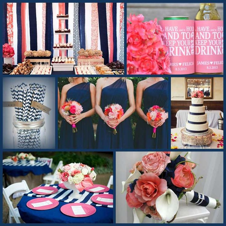 Navy Blue Color Combinations | ... Color Schemes, Ideas ...