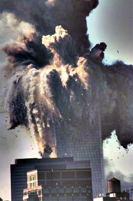 Image detail for -twin towers collapse 9/11 WTC demolition towers exploding