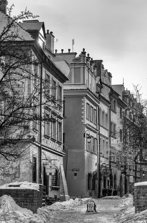 Stare Miasto domy