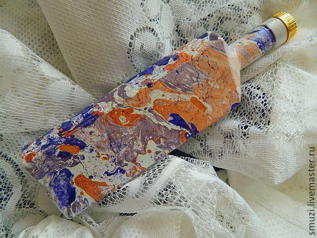 МЕТЕОРИТНЫЙ ДОЖДЬ бутылка декоративная - разноцветный,Метеорит,небесный дождь