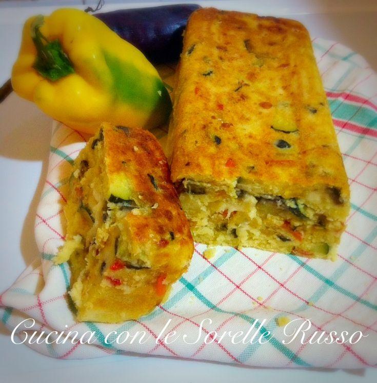 Plumcake di verdure, il salato che stuzzica