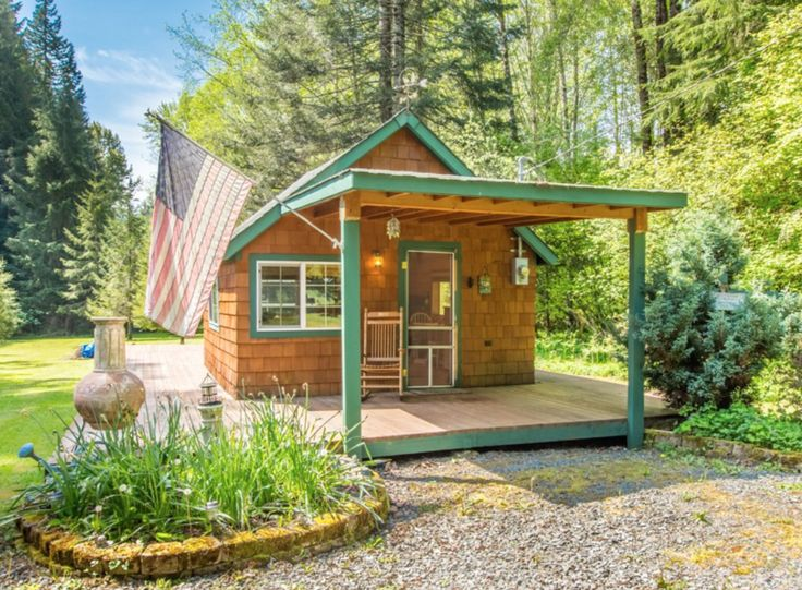 Cute Tiny Cabin For Sale ❤ Tiny House Websites