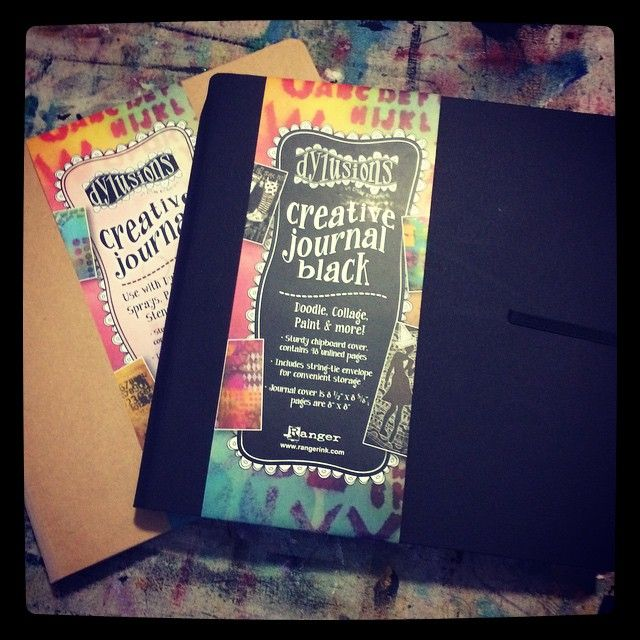 Dylusions Journals 8x8 #Dylusions #artjournaling #mixedmedia #luluart #art #supplies #journal #mixed #media