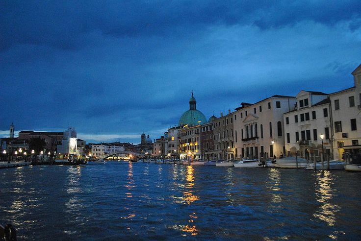Venezia. Por el Gran Canal