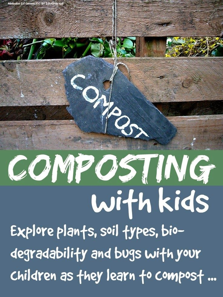 21 best composting images on pinterest composting baby for Garden soil types