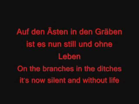 rammstein ohne dich lyrics translations germany. Black Bedroom Furniture Sets. Home Design Ideas