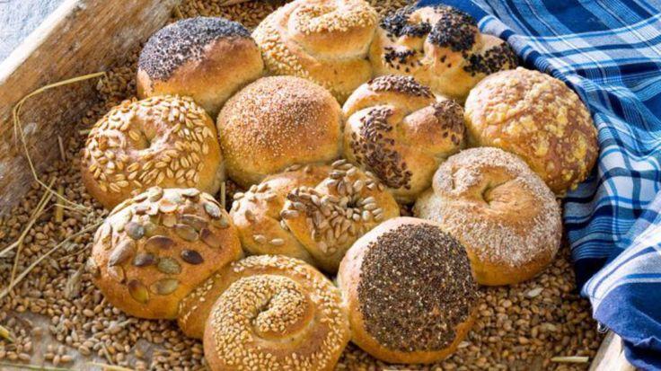Mmm... Nystekte brød