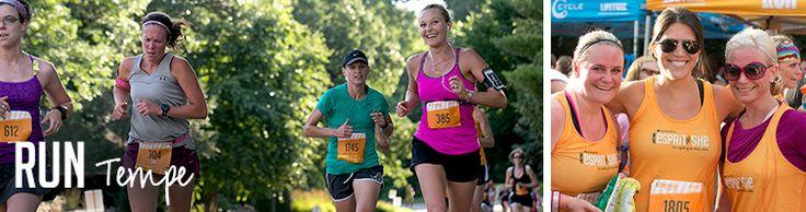 RUN Tempe | Run | Events | Esprit de She