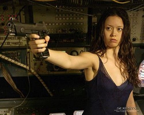 Summer Glau in Firefly