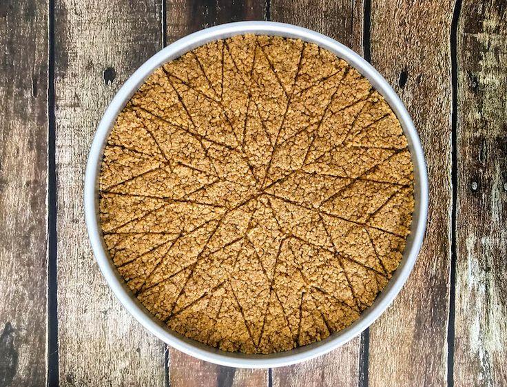 Koupa Pie - Baked Ambrosia