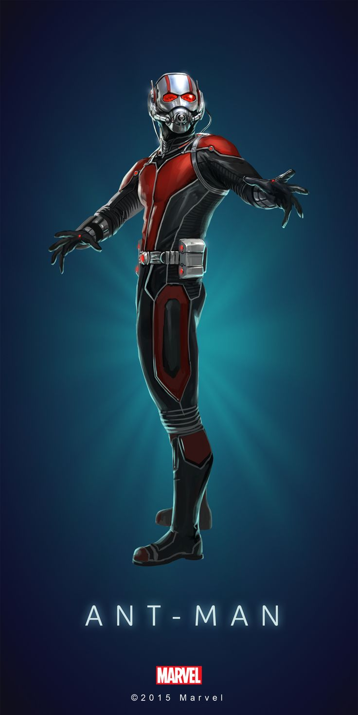 Ant-Man Phone wallpaper