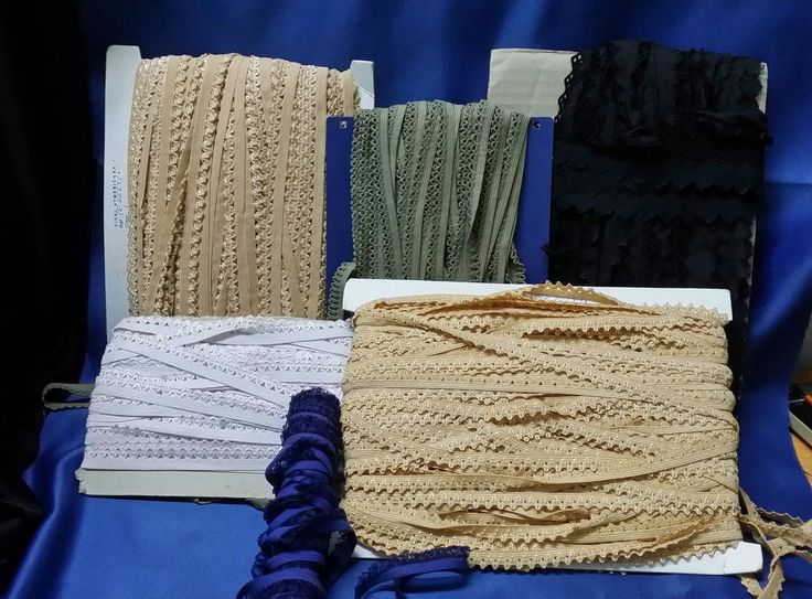 SEWING TRIM VARIETY ALL SORTS MIXED BUY #5**CHARITY AUCTION**
