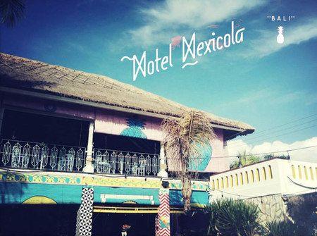 Motel Mexicola, Jl Kayujati No 9X Petitenget Beach, Seminyak, Bali, Indonesia