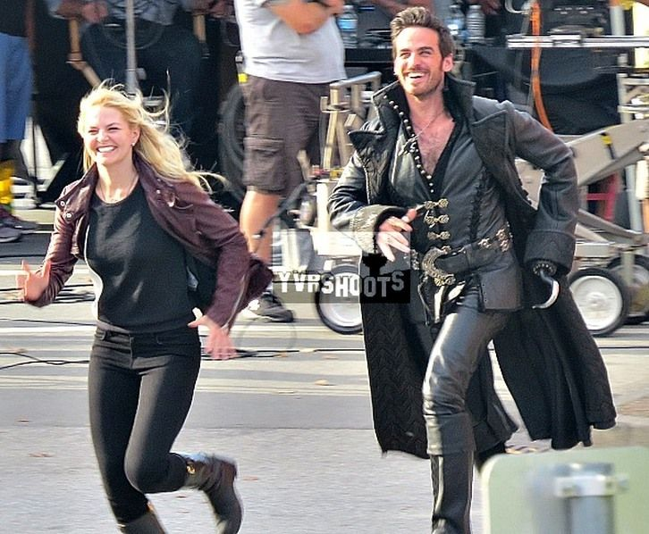 Once Upon Time Season 4 | Once Upon a Time - Season 4 - Set Photos - 17th July 2014 | Spoilers