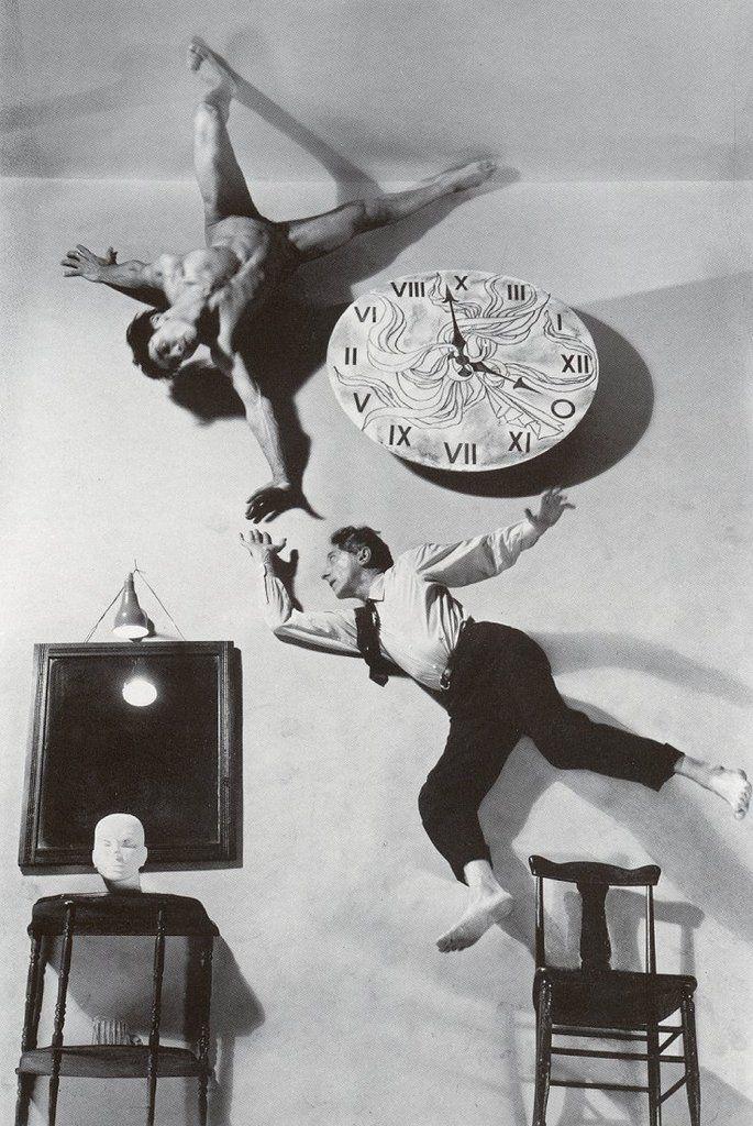 Jean Cocteau by Philippe Halsman