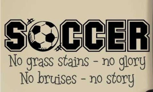 Favorite soccer quote!
