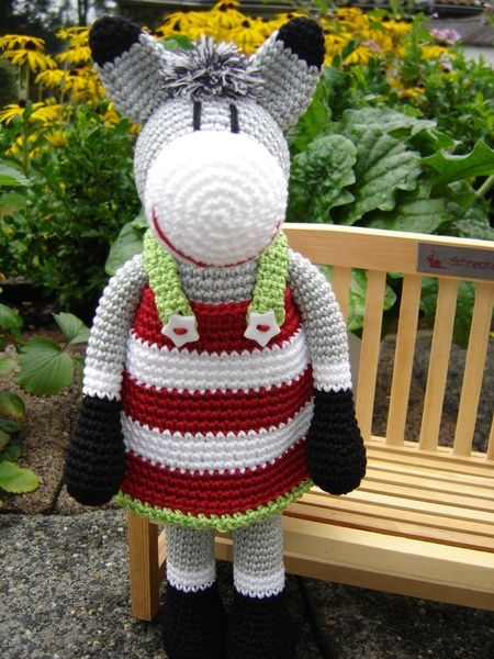 crochet donkey h kel esel pinterest h keltiere amigurumi anleitung und kuscheltiere h keln. Black Bedroom Furniture Sets. Home Design Ideas