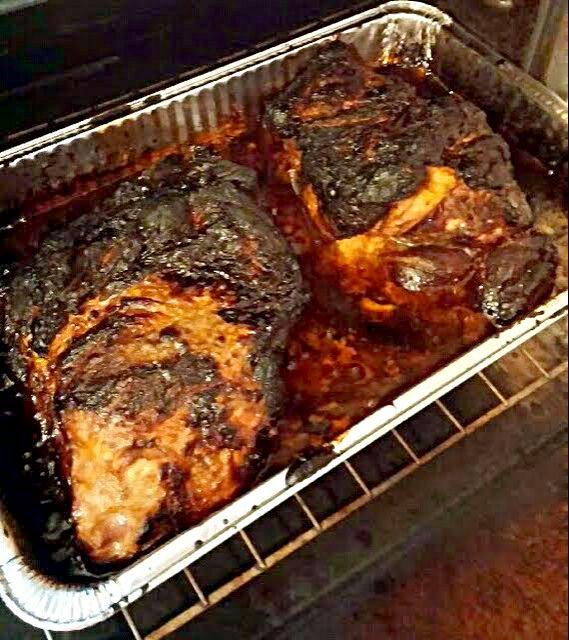 レシピとお料理がひらめくSnapDish - 8件のもぐもぐ - ROASTED PORK BUTT at #New Year #Party #Meat/Poultry #Pork #Main dish ❤ #Dinner    by Alisha GodsglamGirl Matthews