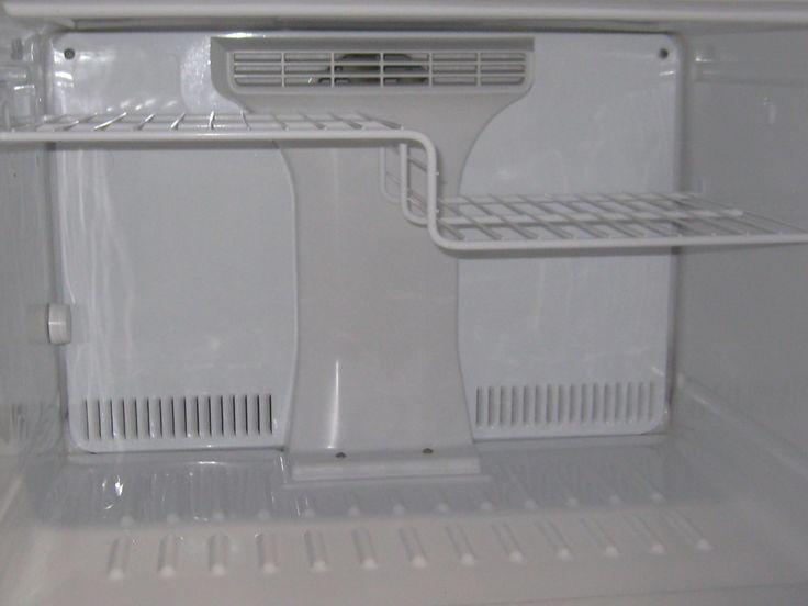 Appliance City Ge 18 Cubic Foot Refrigerator Top Freezer