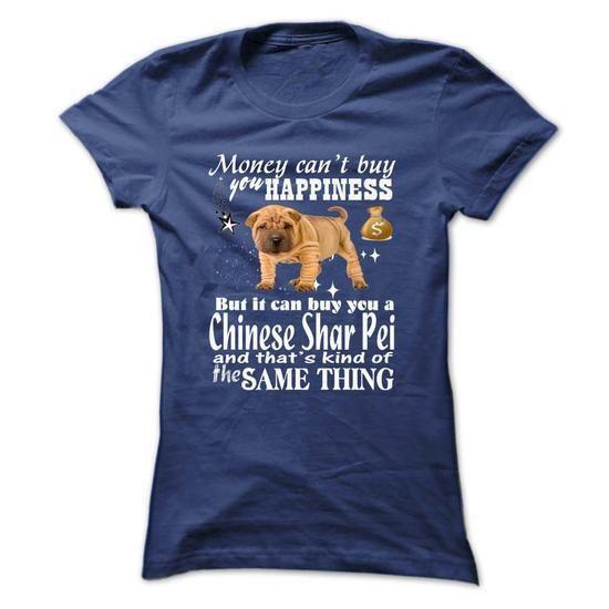 Chinese Shar - Pei T Shirts, Hoodies Sweatshirts. Check price ==► https://www.sunfrog.com/Pets/Chinese-Shar--Pei-29723627-Ladies.html?57074