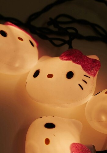 Hello kitty serie luminosa :)