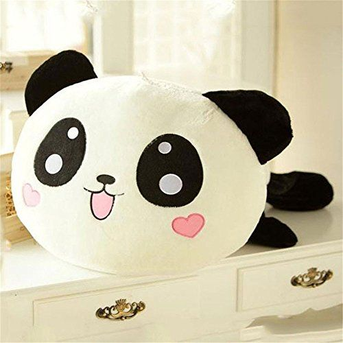 Amazing 55Cm Cute Panda Pillow Soft Plush Toy Stuffed Smiling Lying Animal High Quality(55Cm Panda Pillow), 2015 Amazon Top Rated Kids' Bedding #Home