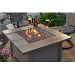 The Outdoor GreatRoom Company Sierra Propane Fire Table & Reviews | Wayfair