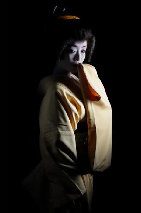 Geiko Makiko of Gion Kobu