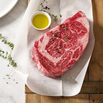 Как приготовить стейк Рибай на сковороде? Классический рецепт