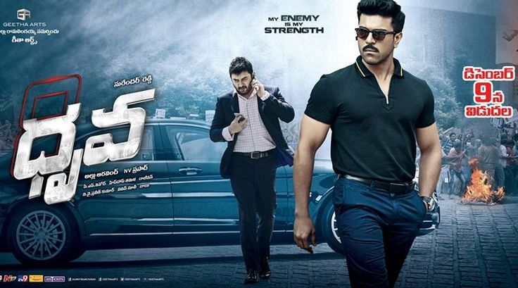 Ram Charan's Dhruva will have Ajay Devgn and Arbaaz Khan – Here's how #FansnStars