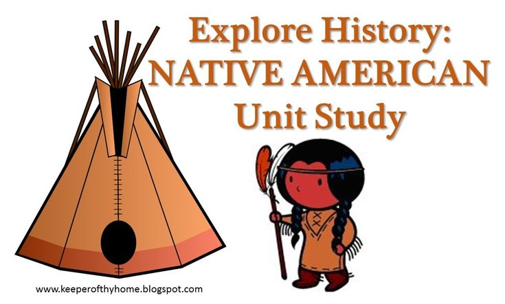 Pocketful of Treasures: Native American Unit Study & American Heritage Girls Badge