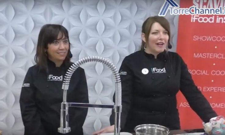 Torre del Greco – Lezioni di cucina allo Scavolini Store con Marinella Petrarca e Michela Festa: immagini e interviste [VIDEO]