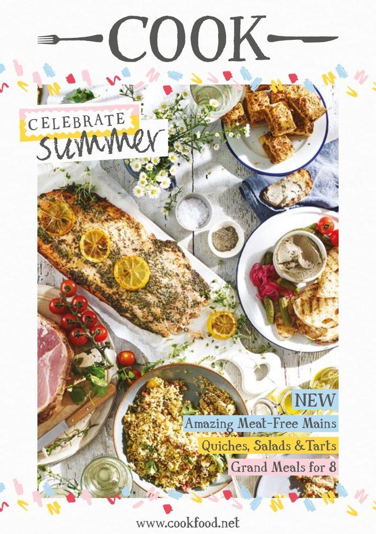 Cook summer menu issuu