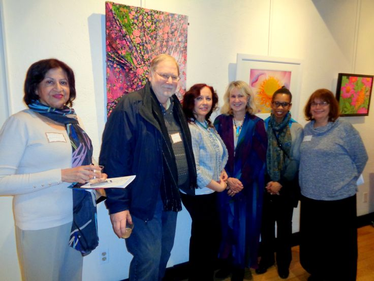 "Artists at ""Arte di Primavera"" the Gaithersburg Arts Barn ..."