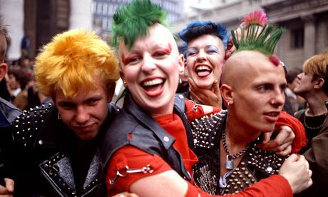 Youth subcultures: What are they now? | The Guardian UK