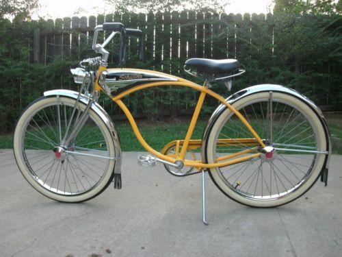 Schwinn26CustomCruiserHeavyDutiPhantomPantherHornet  Bicycles Vintag