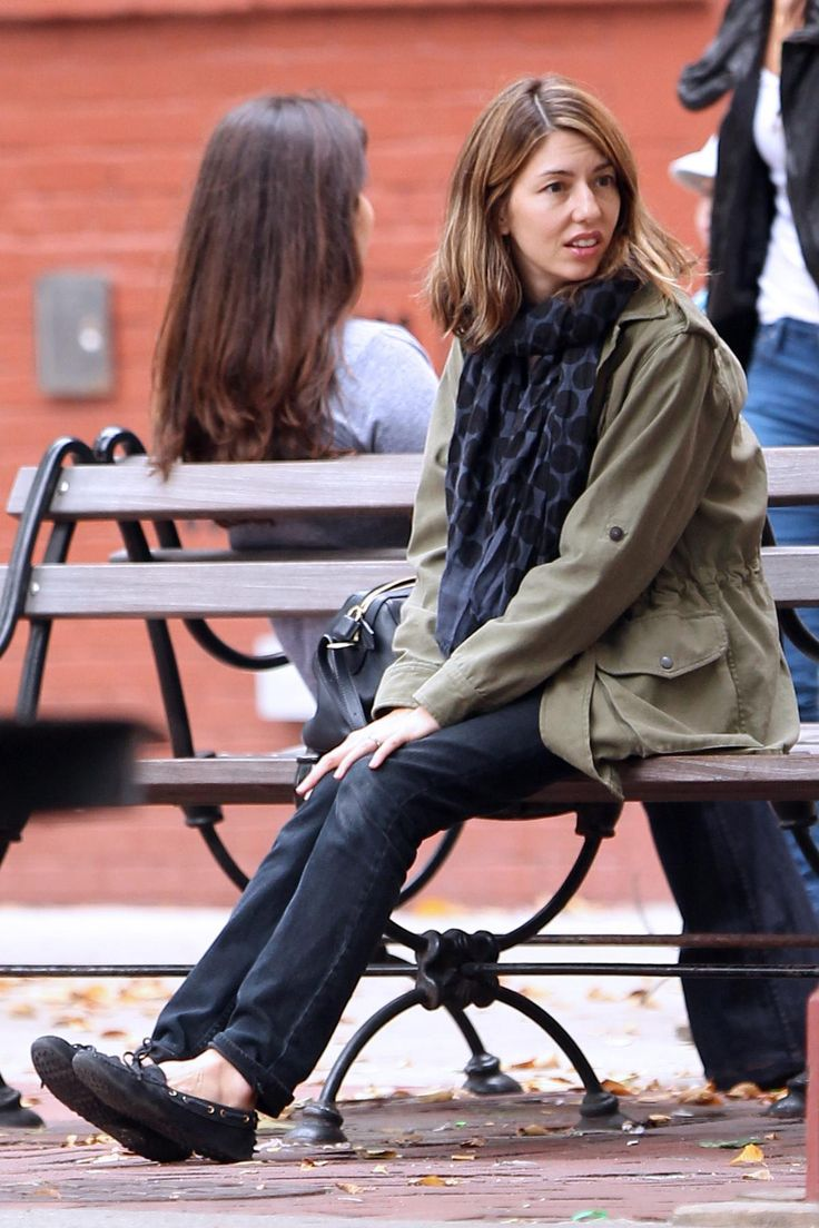 obsessed with Sofia Coppola style from 2008-now but like girl was killin' it in the 90s, too! wtf, sofia?!?!?