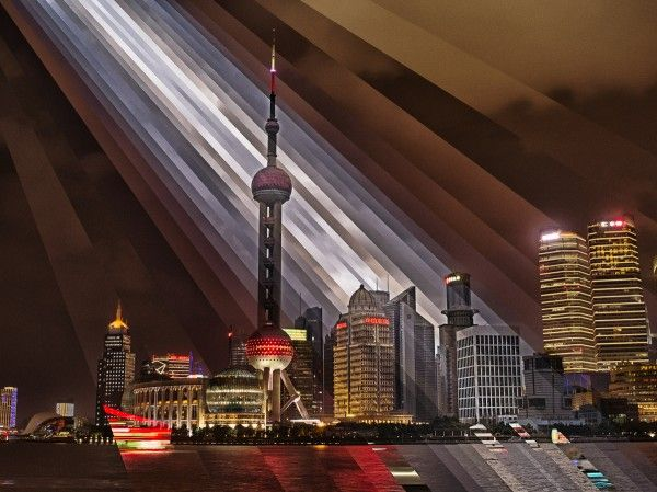 """""""Time is a dimension"""". Amazing multi-exposure photography by Fong Qi Wei."""