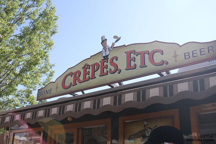 Durango, CO Eats - Crepes, Etc. | www.tasteandtellblog.com