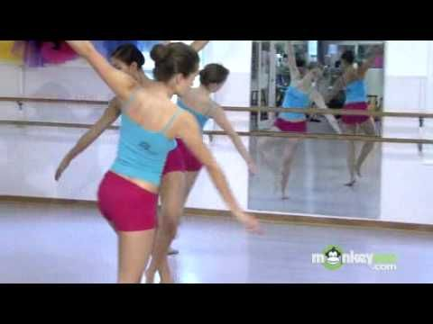 Contemporary Dancing for Beginners, I'm planning on teaching this to the hip hoppers on the dance team(: Gonna have to tweak it though, add my ballerina charms.