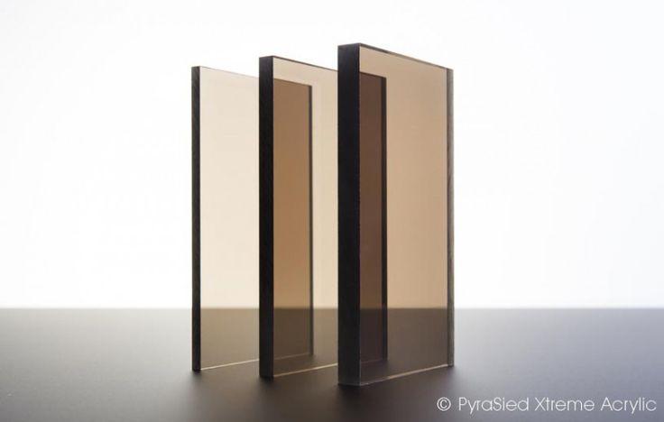 PyraSied makrolon lexan smoke bruin platen - bootramen - window - boat - design - quality - Netherlands - water - colors - meterial - materiaal