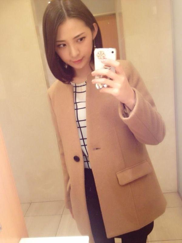 鈴木咲 すずきさき 私服