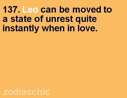 Leo in Love