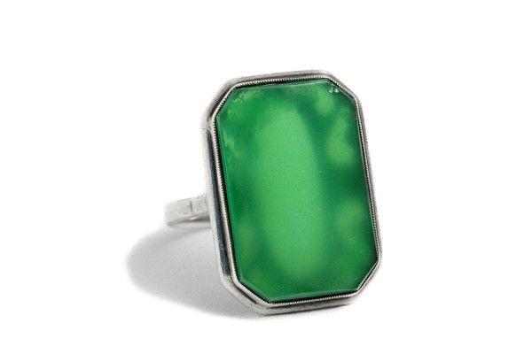 Jugendstil Ring Achat Agate Silber Antikschmuck https://tezsah.com/shop/de/detail/index/sArticle/1547