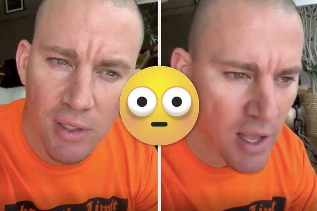 Channing Tatum Is Spooked By This Popular Astrology App And